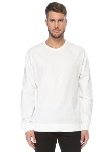 American Vintage Sweatshirt Beyaz